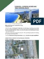 Giới thiệu Panorama Condotel - Condotel Bờ Biển Đẹp Nhất Vịnh Nha Trang