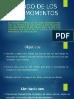 Metodo de Los Tres Momentos (1)