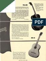 Gibson GS-2 1951 Catalog