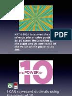 power of ten 1