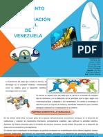 Crecimiento y Transformación de Venezuela Socio Critica IV (UPTAEB-LARA) Sección