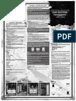 Warhammer 40K Dark Millennium CCG - Rules