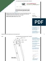 Cara Menghitung Kebutuhan Besi Dan Beton Pada Kolom Praktis - Perhitungan