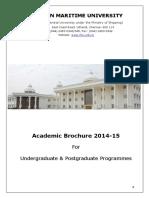 IMU Academic Brochure FINAL