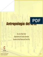 Antropologia Del Arte