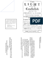 Balling, P._ Light Upon the Candlestick _ Quakers