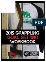 2015 Grappling Goal Setting Workbook 1 0