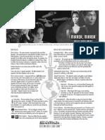 1E Star Trek CCG - 19 Mirror, Mirror Rules Supplement