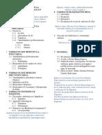 Farmacología de La Insuficiencia Cardiaca y Diuréticos