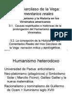 Literatura Hispanoamericana i (Power Inca Garcilaso)