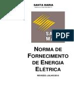 Norma Fornecimento Elfsm vs 2014