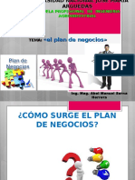 11. Introduccion Al Plan de Negocios