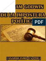 Godwin, William - De La Impostura Política [Anarquismo en PDF]