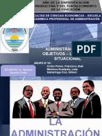 La Administración Por Objetivos Exposicion 1 (1)