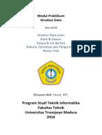Modul Praktikum Struktur Data (Dengan Python)