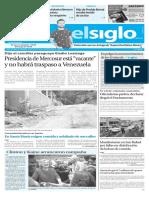 Edicion Impresa El Siglo 30-07-16