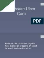Pressure Ulcer Care.pptx