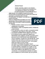 COMENTARIOS PARASHA PINJAS