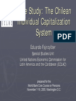 Capitalización individual Chile