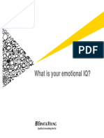 What is Your Emotional IQ