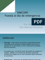 sincope