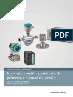 Folleto General Instrumentación y Analitica