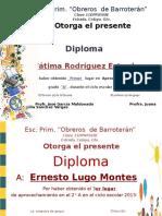 Diplomas 6