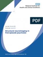 Guía de Neuroimagen en Primer Episodio