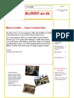 Micro Credit Investigation  SAB