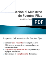 Introduccion Al Muestreo de Fuentes Fijas