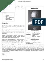 Horacio Butler - Wikipedia, La Enciclopedia Libre