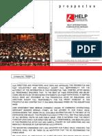 HELP IPO Prospectus