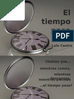 El Tiempo Pasa Presentacion