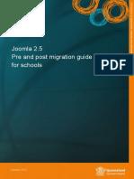 Joomla Migration Guide