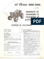 Tractor 1972 Bronco 14 Charger 12 Charger 10 Automatics