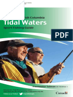 BC Tidal Waters Guide 2013