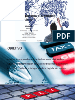 1 Función Recaudación de Impuestos Al Comercio Exterior