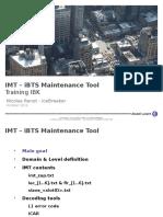 Presentation SlidesIMT Basics
