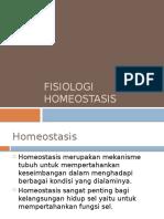 Fisiologi Homeostasis