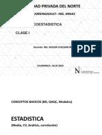 Geoestadistica - clase3,4