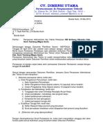 Dokumen Adm & Teknis