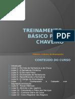 Treinamento Basico Para Chaveiro-parte1