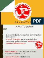 [PPT] Japan Club SMA Negeri 1 Ciranjang
