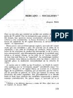 Capitalismo Mercado Socialismo (Jacques Bidet)