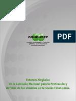 Estatuto ORGANICO SOFOMES 2015 México