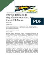 Informe Transit 2008