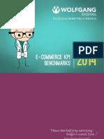 Wolfgang Digital E Commerce KPI Report 2014