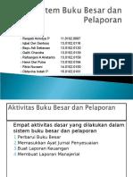 Presentasi Sistem Buku Besar Dan Pelaporan