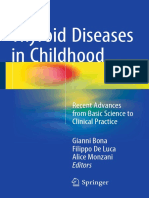 Thyroid Diseases in Childhood 2015