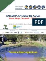 Calidad Agua Bolivia
